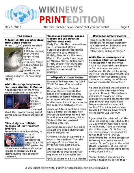 File:6May2008 pdf - Wikinews, the free news source