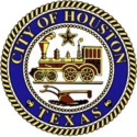 Seal of Houston.