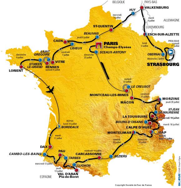 Roku Tour De France