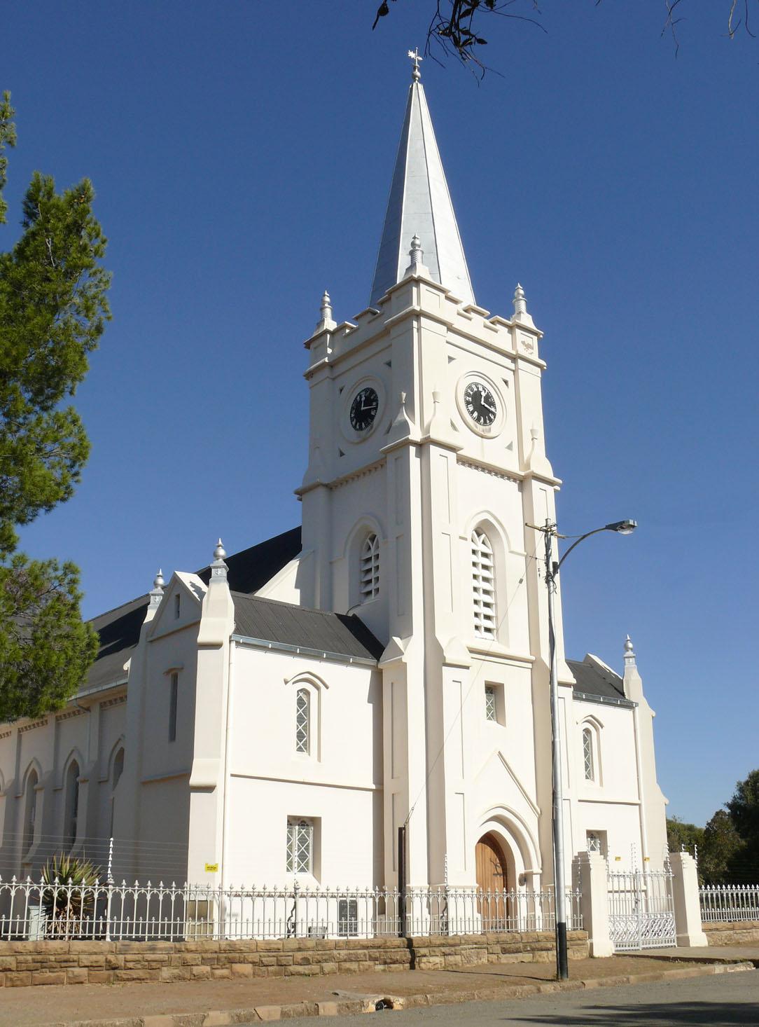 Bethulie South Africa  city pictures gallery : gebou van die ng gemeente bethulie vrystaat más bethulie se iglesias ...