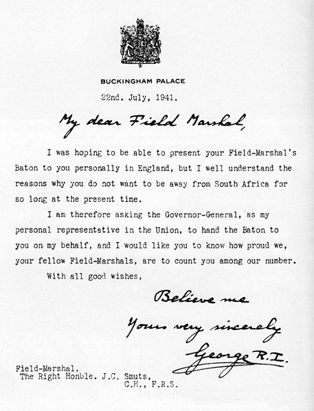 Lêer:Koningsbrief aan Smuts.jpg