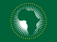 Vlag van die afrika unie