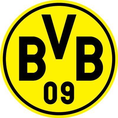 Resultado de imagen para borussia dortmund logo