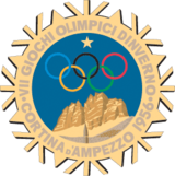 1956 Winter Olympics logo.png