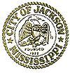 Official seal of Jackson, Mississippi