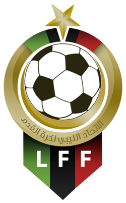 Libyan Football Federation Logo.png