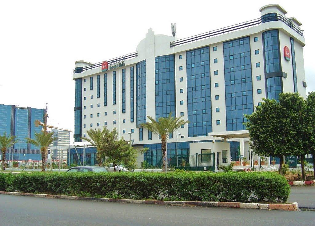 فندق ايبيس الجزائر ويكيبيديا، الموسوعة الحرة