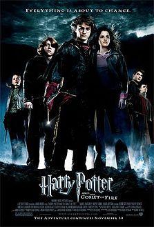 هاري بوتر وكأس النار فيلم ويكيبيديا
