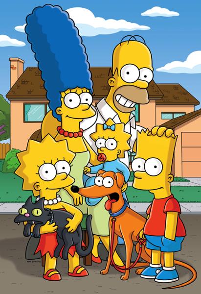 عائلة سيمبسون ويكيبيديا