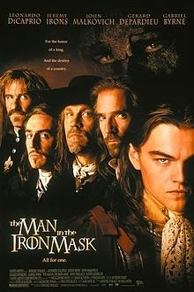 The Man in the Iron Mask (1998 film) poster.jpg