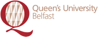 Queen's University Belfast corporate logo