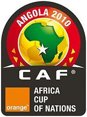 قرعة كأس الأمم الأفريقية 2010 Angola_2010_Logo