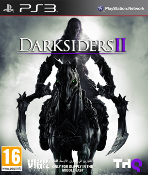 Darksiders II PlayStation 3 gamecover MiddleEast PAL.png
