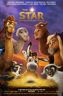 The Star (2017 film) poster.jpg