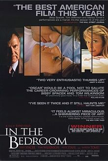 In the Bedroom Theatrical Release Poster, 2001.jpg
