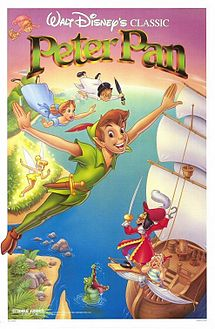 Peter Pan (1953) (Cover).jpg