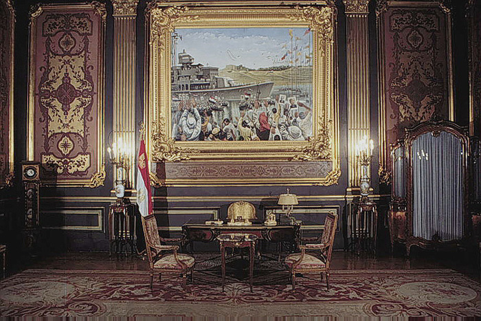 قصر الرئيس المخلوع (مبارك)  بن التيت Presoffice.jpg
