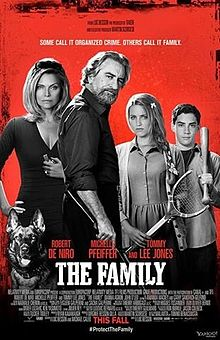 العائلة فيلم 2013 ويكيبيديا