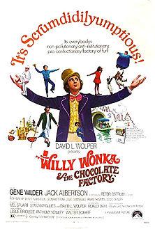 موضوع مفيد عن فيلم ويلى ونكا و مصنع الشيكولاتة المنتج 1971- من ترجمتى الخاصة