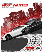 Need for Speed, Most Wanted 2012 video game Box Art.jpg
