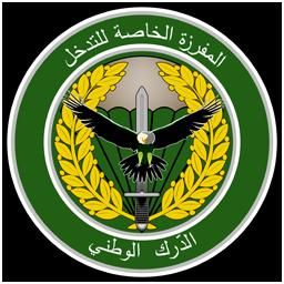 مفرزة الدرك الوطني الجزائري للتدخل ويكيبيديا
