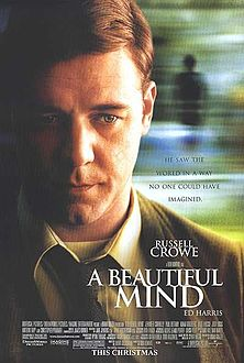 بوستر فيلم A beautiful mind