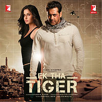 Ek Tha Tiger soundtrack Cover.jpg
