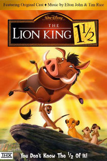 Lion king 1 half cover.jpg