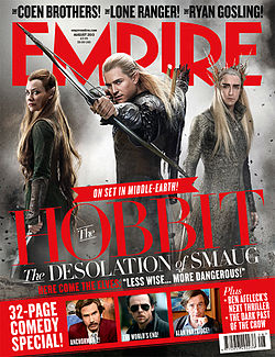 Empire cover The Hobbit August 2013.jpg