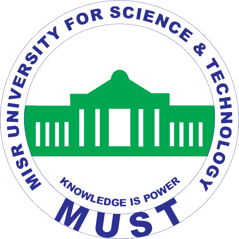 ملف Misr University For Science Technology Logo Png ويكيبيديا