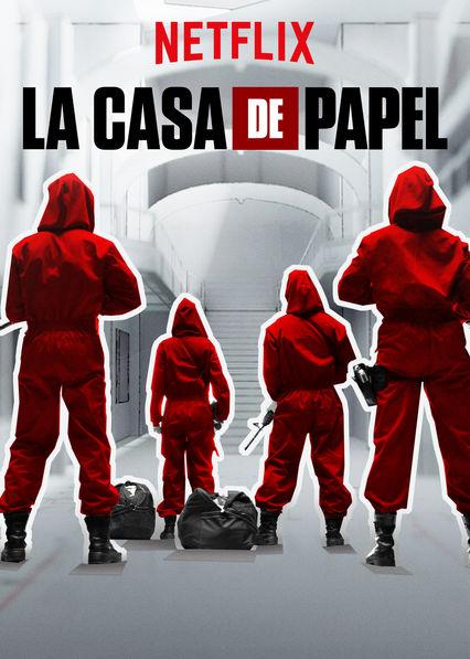 مسلسل LA CASA DE PAPEL الموسم الأول – الحلقة 1