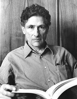 المُنظر الأدبي والكاتب الجامعي إدوارد سعيد.
