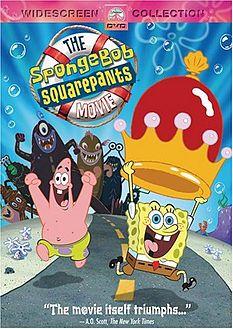 2e2f563f3 ملصق فيلم The SpongeBob SquarePants Movie.
