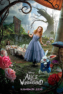 أليس في بلاد العجائب فيلم 2010 ويكيبيديا