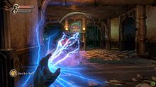 Defeat the last picture - Page 2 Bioshock-electro-bolt-plasmid