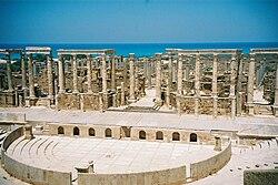 """Résultat de recherche d'images pour """"مدينة لبدة الليبية"""""""