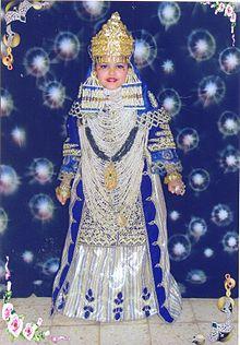 اللباس التقليدي الجزائري - ويكيبيديا، الموسوعة الحرة