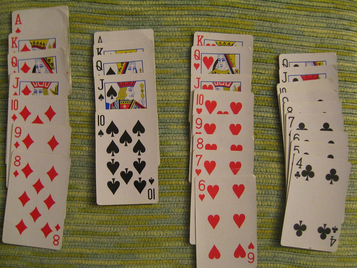 تحميل لعبة الورق