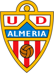 This is a logo owned by UD Almería for UD Almería. Further details, this is the emblem for football club UD Almería.png