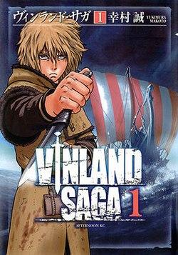 [THEB3ST] إعادة رفع جميع حلقآت أنمي Vinland saga 250px-Vinland_Saga_volume_01_cover