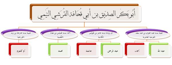 أبو بكر الصديق رضي الله عنه التاريخ الإسلامي