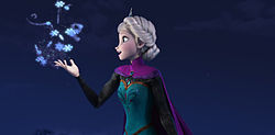 تقرير عن ديزني فروزن frozen 250px-Elsa_(Frozen_2