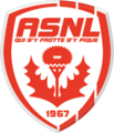 Logo AS Nancy-Lorraine 2013.png