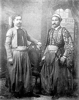 الزي التقليدي السوري ويكيبيديا
