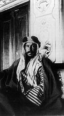 الدوله السعوديه الاولى والثانيه والثالثه 133px-Mubarak_Al-Sabah