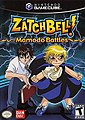 Zatch Bell! Mamodo Battles cover.jpg