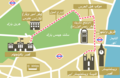 Royal Wedding route London 2011.png