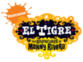El Tigre The Adventures of Manny Rivera logo.png