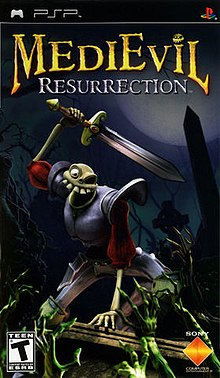 MediEvil Resurrection cover.jpg