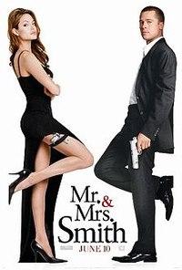 Mr. and Mrs. Smith (( السيد والسيدة سميث)) 200px-Mrandmrssmithposter